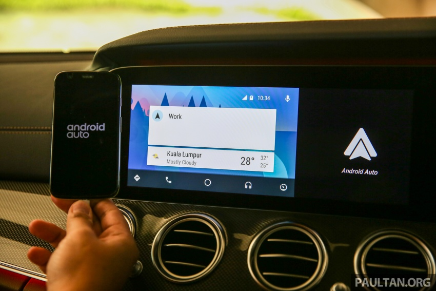 PANDU UJI: Mercedes-Benz W213 E 200 – penanda aras baharu segmen sedan mewah eksekutif Image #567063