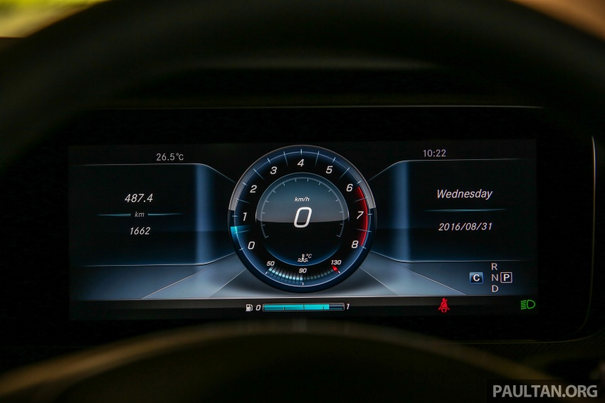 PANDU UJI: Mercedes-Benz W213 E 200 – penanda aras baharu segmen sedan mewah eksekutif Image #567061