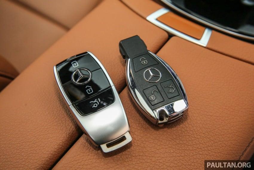PANDU UJI: Mercedes-Benz W213 E 200 – penanda aras baharu segmen sedan mewah eksekutif Image #567049