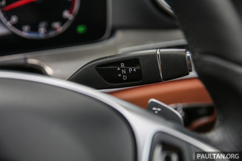PANDU UJI: Mercedes-Benz W213 E 200 – penanda aras baharu segmen sedan mewah eksekutif Image #567045