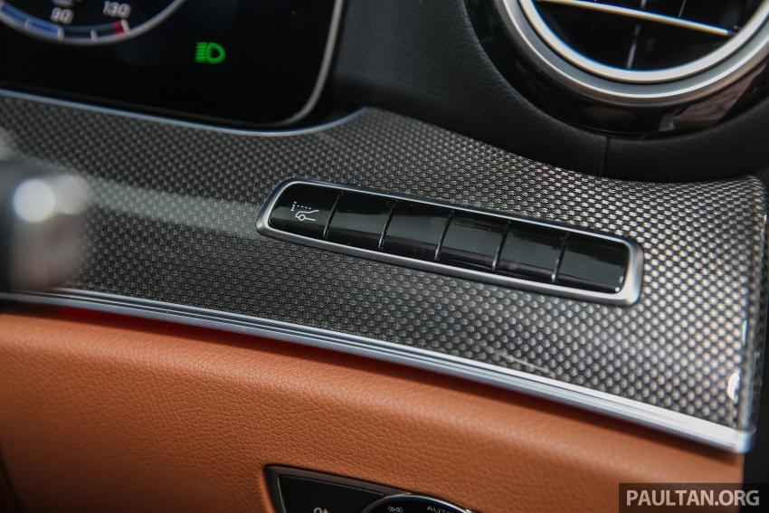PANDU UJI: Mercedes-Benz W213 E 200 – penanda aras baharu segmen sedan mewah eksekutif Image #567044
