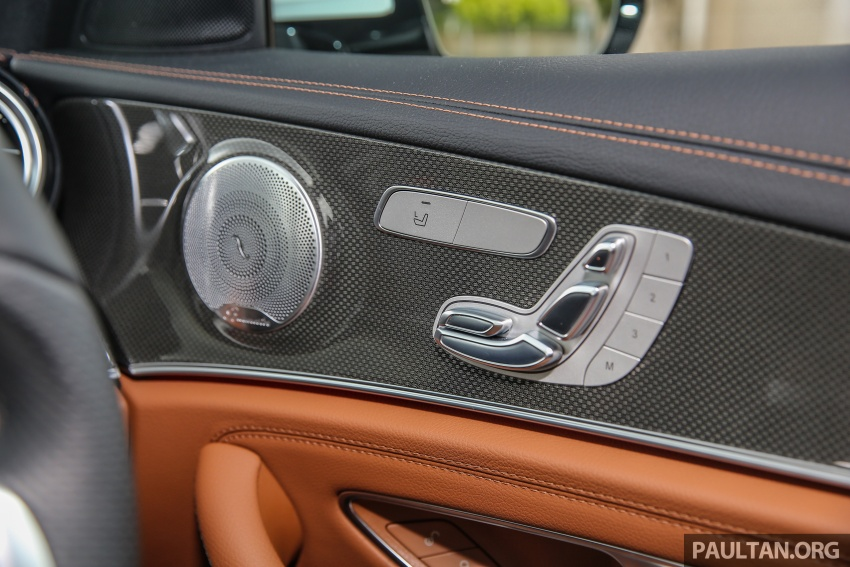 PANDU UJI: Mercedes-Benz W213 E 200 – penanda aras baharu segmen sedan mewah eksekutif Image #567041