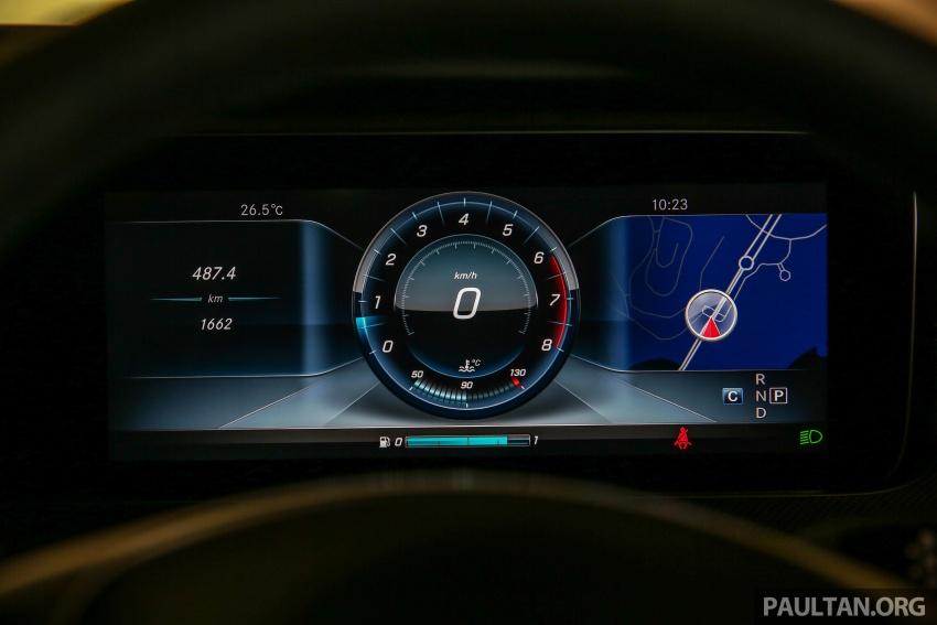 PANDU UJI: Mercedes-Benz W213 E 200 – penanda aras baharu segmen sedan mewah eksekutif Image #567037