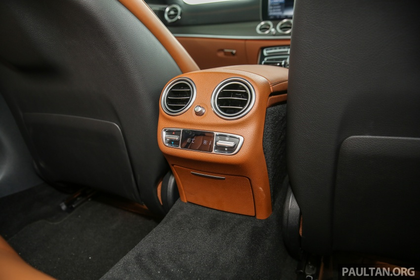 PANDU UJI: Mercedes-Benz W213 E 200 – penanda aras baharu segmen sedan mewah eksekutif Image #567031