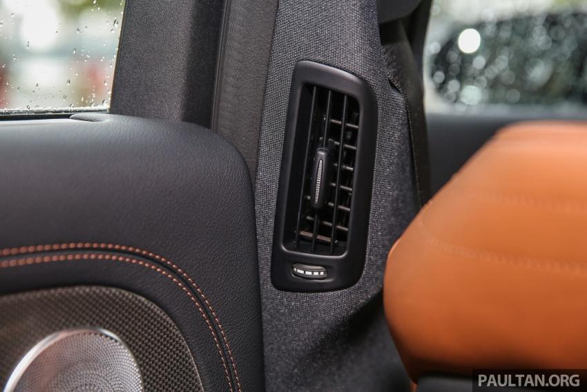 PANDU UJI: Mercedes-Benz W213 E 200 – penanda aras baharu segmen sedan mewah eksekutif Image #567030