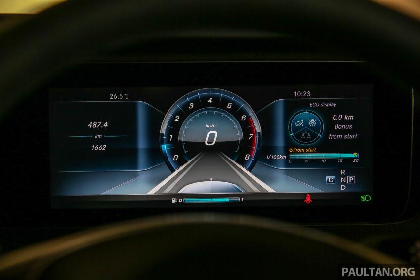 PANDU UJI: Mercedes-Benz W213 E 200 – penanda aras baharu segmen sedan mewah eksekutif Image #567022