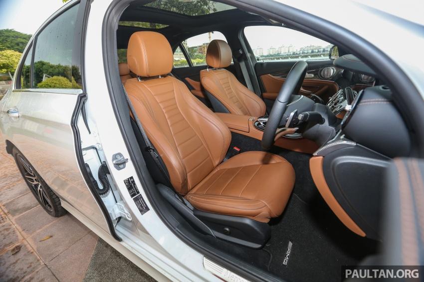 PANDU UJI: Mercedes-Benz W213 E 200 – penanda aras baharu segmen sedan mewah eksekutif Image #567014