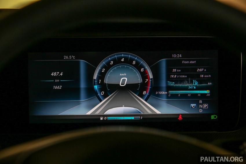 PANDU UJI: Mercedes-Benz W213 E 200 – penanda aras baharu segmen sedan mewah eksekutif Image #567012