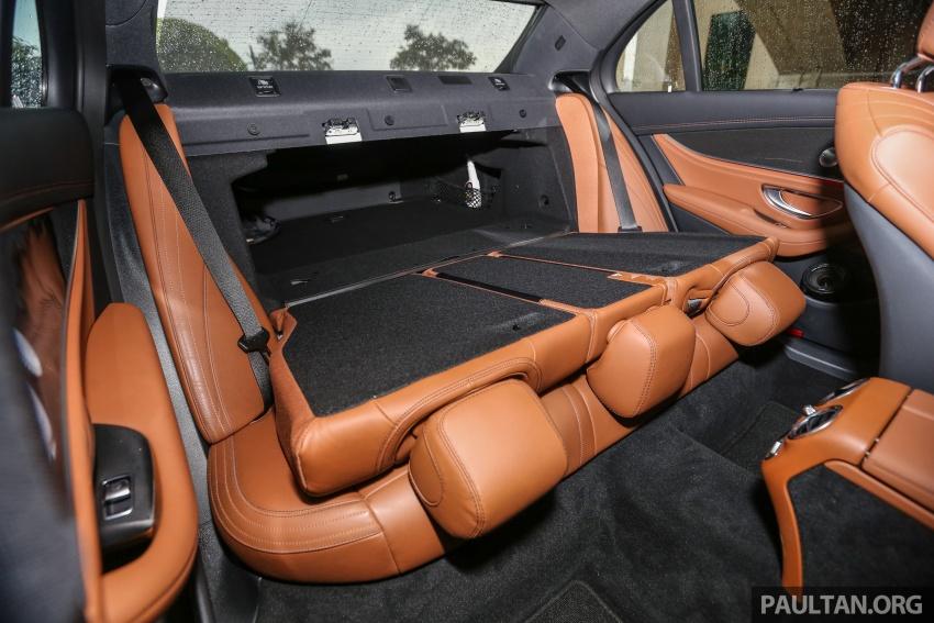 PANDU UJI: Mercedes-Benz W213 E 200 – penanda aras baharu segmen sedan mewah eksekutif Image #567010