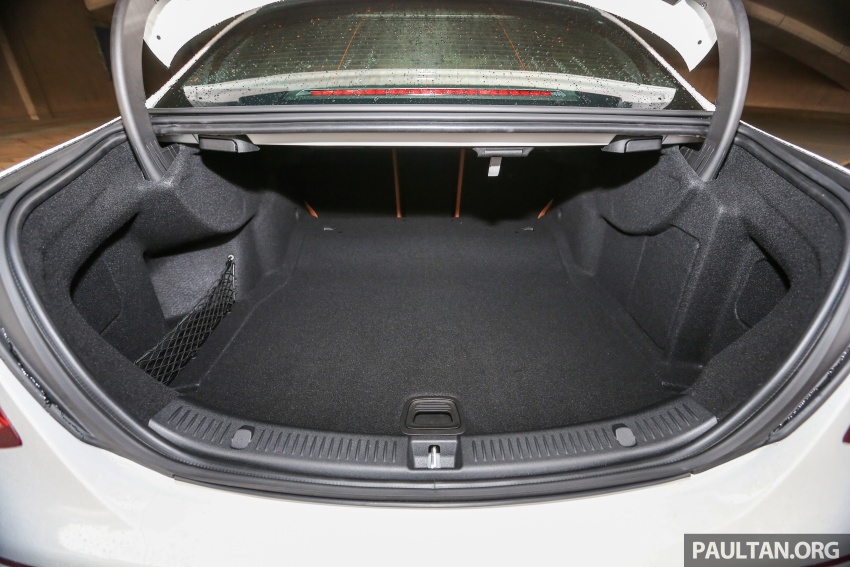 PANDU UJI: Mercedes-Benz W213 E 200 – penanda aras baharu segmen sedan mewah eksekutif Image #567008
