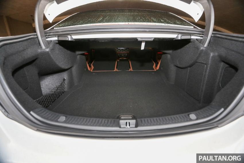 PANDU UJI: Mercedes-Benz W213 E 200 – penanda aras baharu segmen sedan mewah eksekutif Image #567007