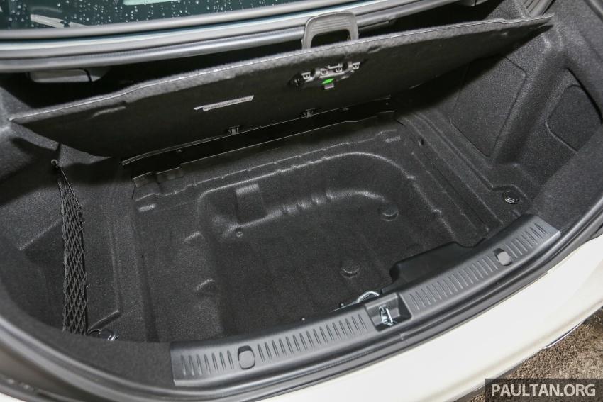 PANDU UJI: Mercedes-Benz W213 E 200 – penanda aras baharu segmen sedan mewah eksekutif Image #567006