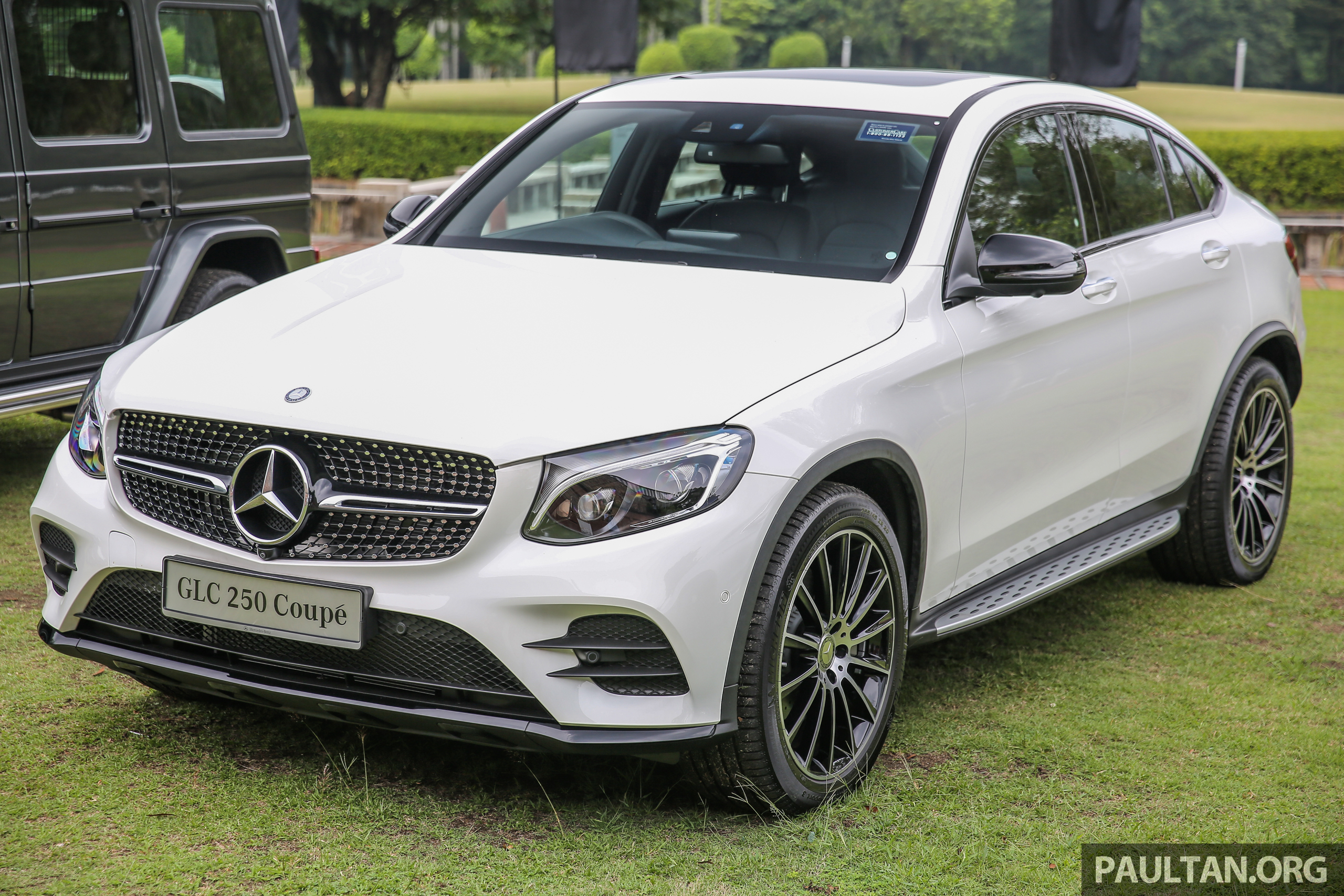 Mercedes-Benz GLC Coupe makes its Malaysian debut – single ...