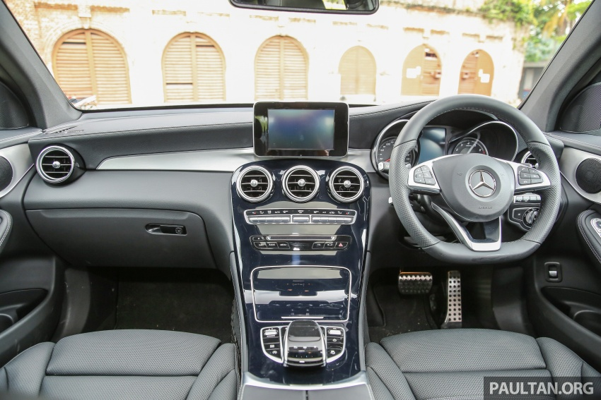 Mercedes-Benz GLC Coupe makes its Malaysian debut – single GLC 250 4Matic variant, RM428,888 Image #571034