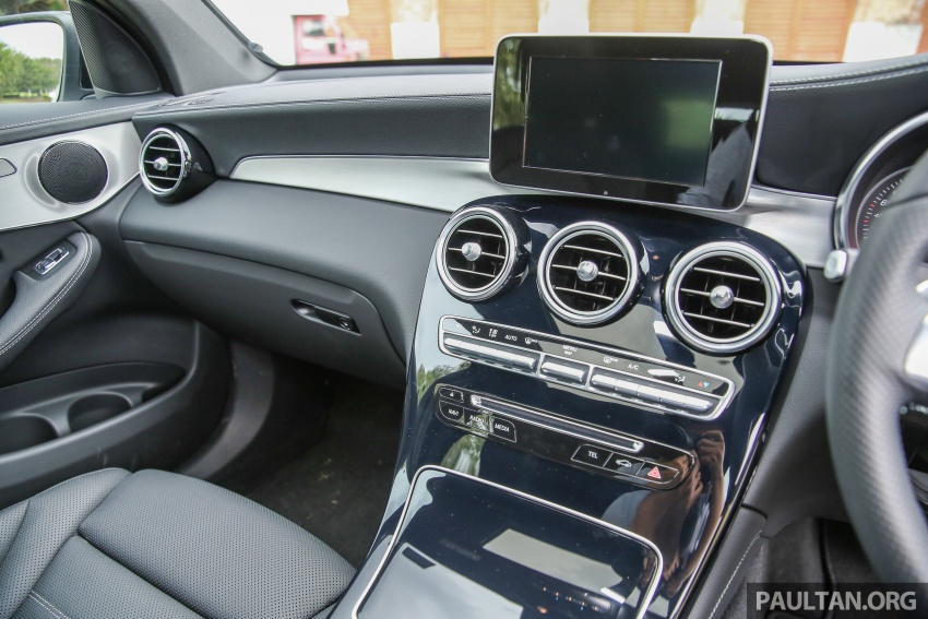 Mercedes-Benz GLC Coupe makes its Malaysian debut – single GLC 250 4Matic variant, RM428,888 Image #571038