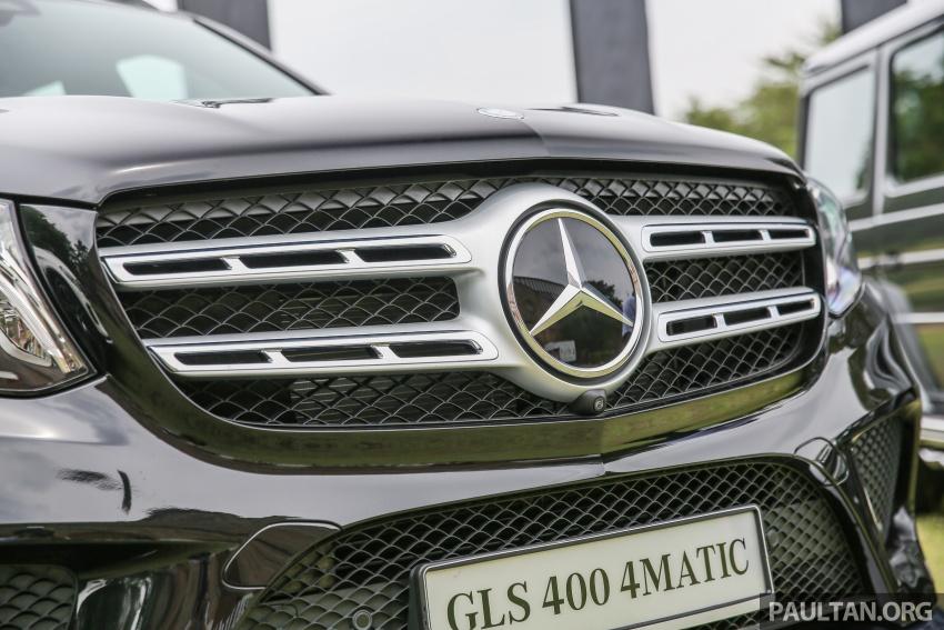 Mercedes Benz Gls >> Mercedes-Benz GLS 400 4Matic launched – RM889k Paul Tan - Image 571093