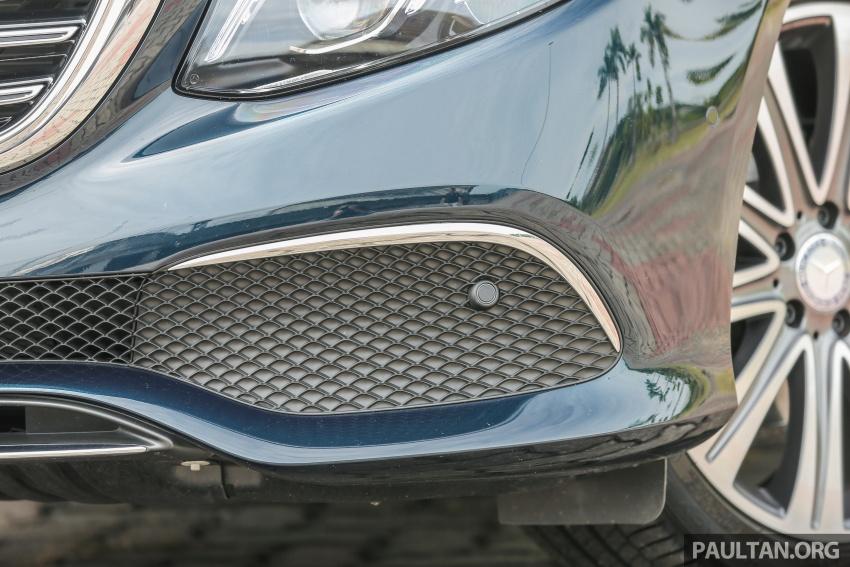 PANDU UJI: Mercedes-Benz W213 E 200 – penanda aras baharu segmen sedan mewah eksekutif Image #561551