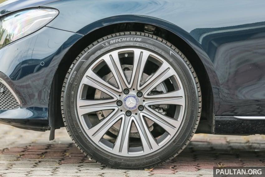 PANDU UJI: Mercedes-Benz W213 E 200 – penanda aras baharu segmen sedan mewah eksekutif Image #561548