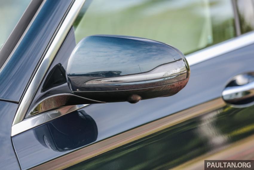 PANDU UJI: Mercedes-Benz W213 E 200 – penanda aras baharu segmen sedan mewah eksekutif Image #561547