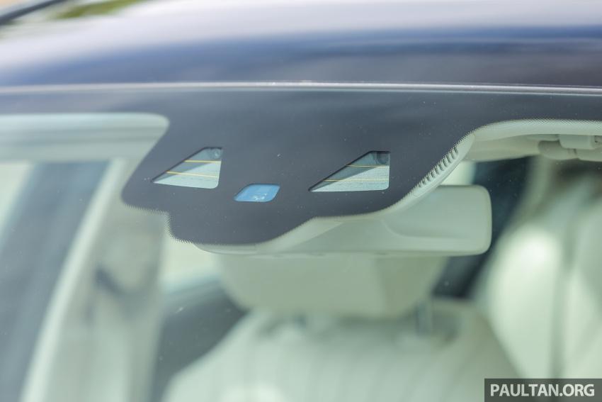 PANDU UJI: Mercedes-Benz W213 E 200 – penanda aras baharu segmen sedan mewah eksekutif Image #561546