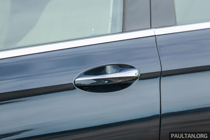 PANDU UJI: Mercedes-Benz W213 E 200 – penanda aras baharu segmen sedan mewah eksekutif Image #561544