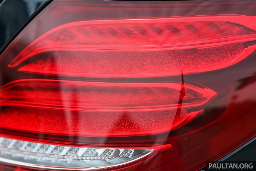PANDU UJI: Mercedes-Benz W213 E 200 – penanda aras baharu segmen sedan mewah eksekutif Image #561537
