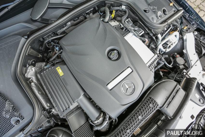 PANDU UJI: Mercedes-Benz W213 E 200 – penanda aras baharu segmen sedan mewah eksekutif Image #561531