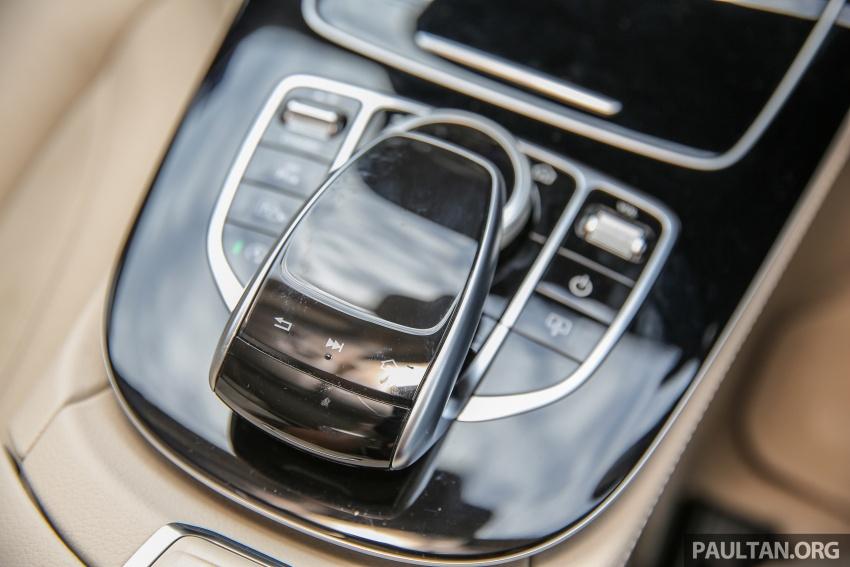 PANDU UJI: Mercedes-Benz W213 E 200 – penanda aras baharu segmen sedan mewah eksekutif Image #561521