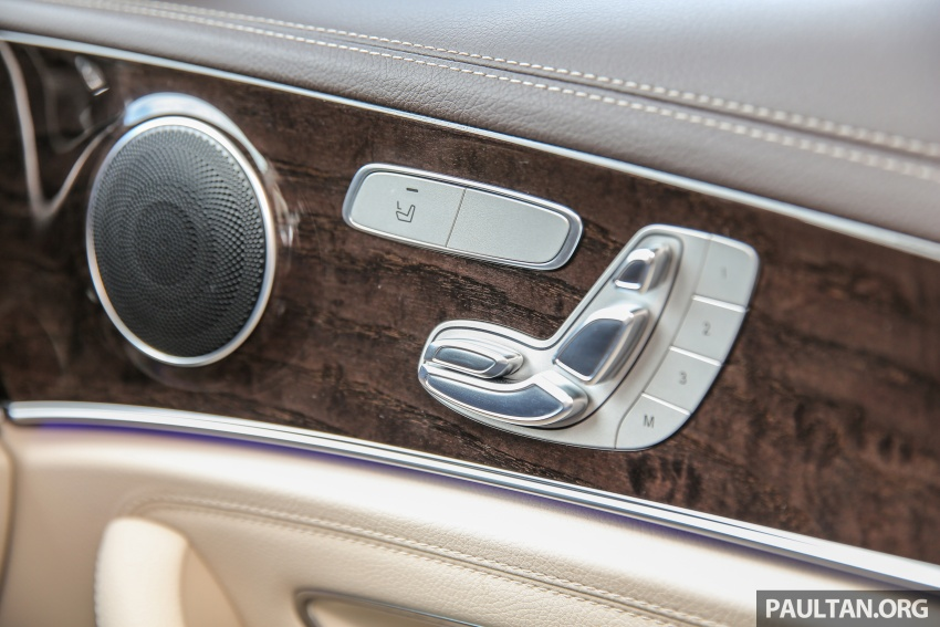PANDU UJI: Mercedes-Benz W213 E 200 – penanda aras baharu segmen sedan mewah eksekutif Image #561517
