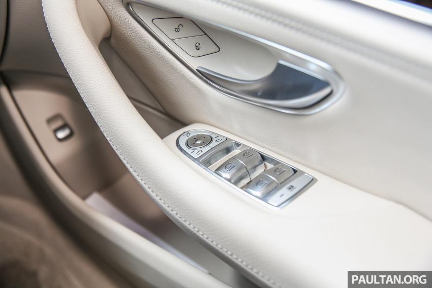 PANDU UJI: Mercedes-Benz W213 E 200 – penanda aras baharu segmen sedan mewah eksekutif Image #561516