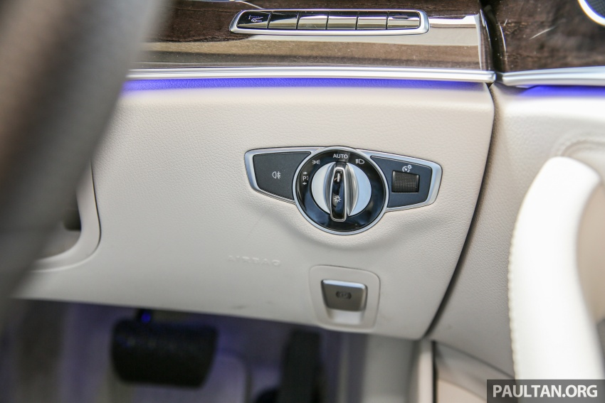 PANDU UJI: Mercedes-Benz W213 E 200 – penanda aras baharu segmen sedan mewah eksekutif Image #561513