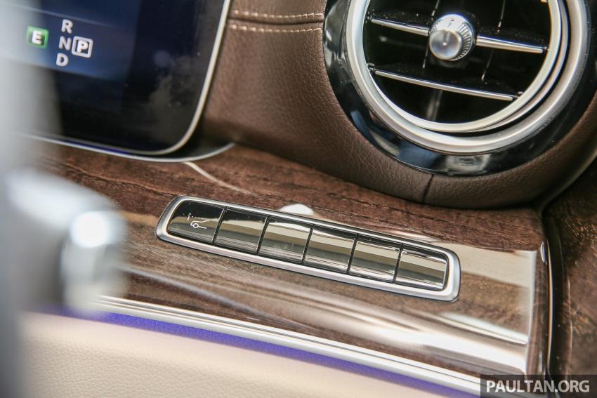 PANDU UJI: Mercedes-Benz W213 E 200 – penanda aras baharu segmen sedan mewah eksekutif Image #561511