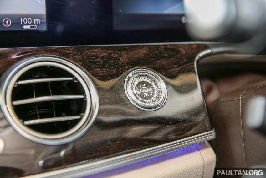 PANDU UJI: Mercedes-Benz W213 E 200 – penanda aras baharu segmen sedan mewah eksekutif Image #561512