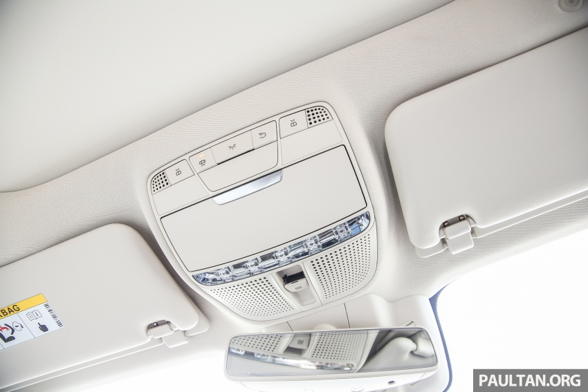 PANDU UJI: Mercedes-Benz W213 E 200 – penanda aras baharu segmen sedan mewah eksekutif Image #561510
