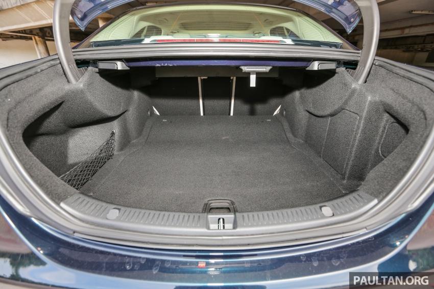 PANDU UJI: Mercedes-Benz W213 E 200 – penanda aras baharu segmen sedan mewah eksekutif Image #561493