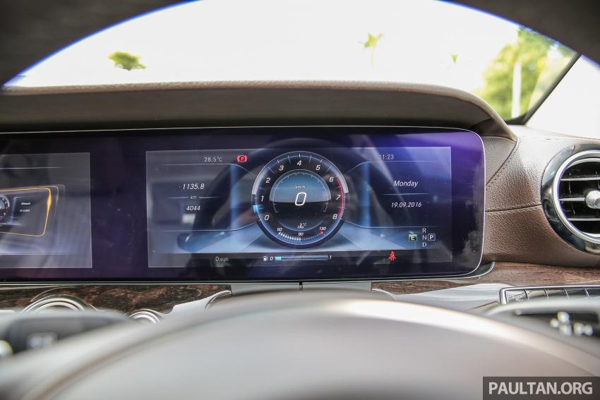 PANDU UJI: Mercedes-Benz W213 E 200 – penanda aras baharu segmen sedan mewah eksekutif Image #561489