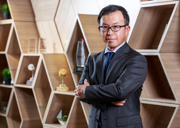 new-ceo-of-mmm-mr-tomoyuki-shinnishi