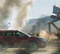 Nissan's ad for the new Rogue takes on the galaxy