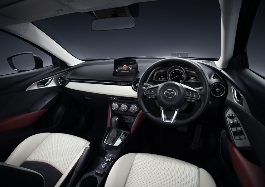 Mazda 2 and CX-3 updated with G-Vectoring Control Image #563869