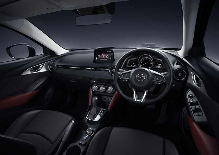 Mazda 2 and CX-3 updated with G-Vectoring Control Image #563870