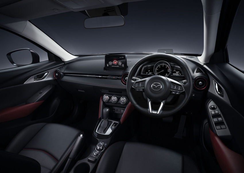 Mazda 2 and CX-3 updated with G-Vectoring Control Image #563871