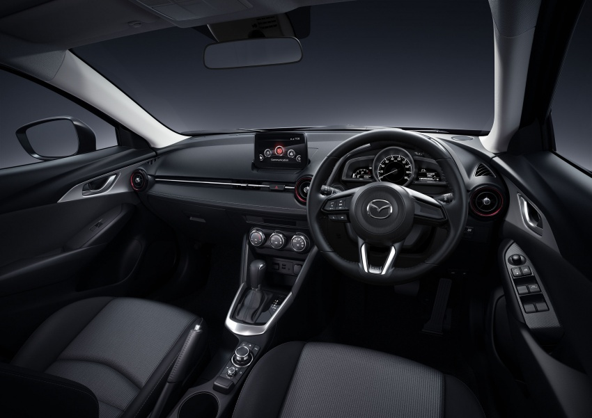 Mazda 2 and CX-3 updated with G-Vectoring Control Image #563872