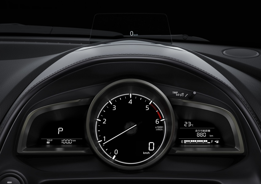Mazda 2 and CX-3 updated with G-Vectoring Control Image #563874