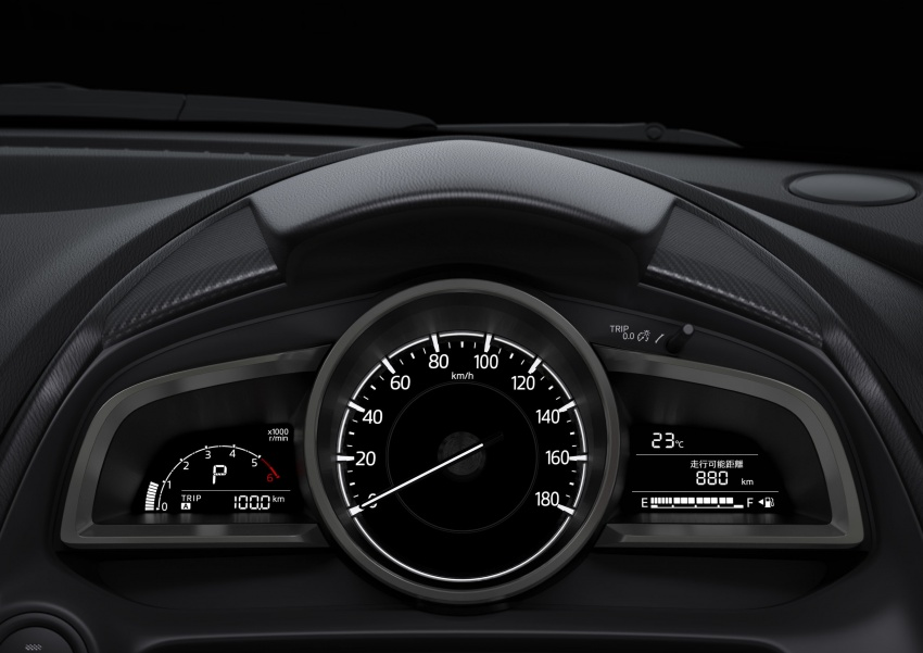 Mazda 2 and CX-3 updated with G-Vectoring Control Image #563875