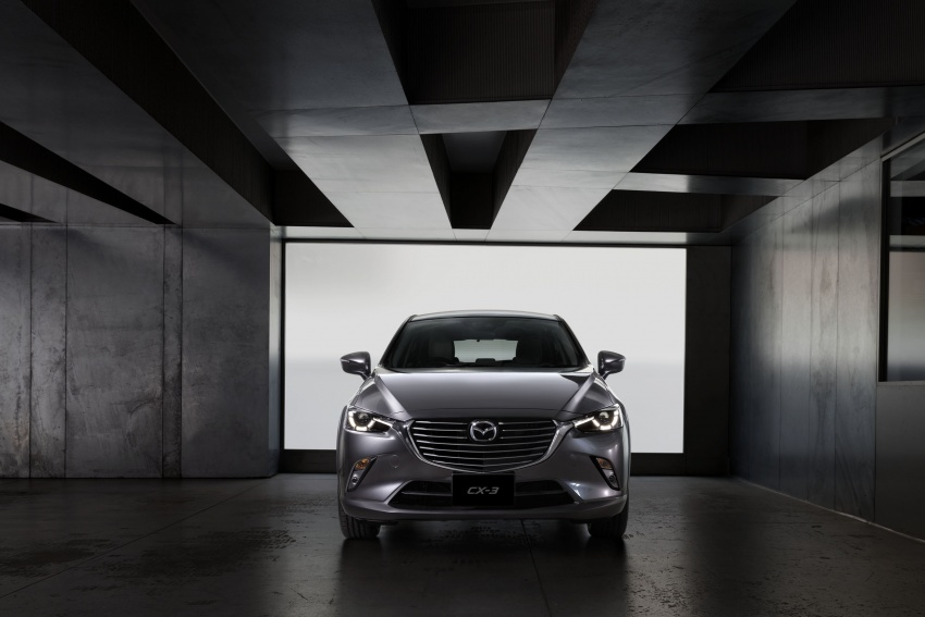Mazda 2 and CX-3 updated with G-Vectoring Control Image #563882