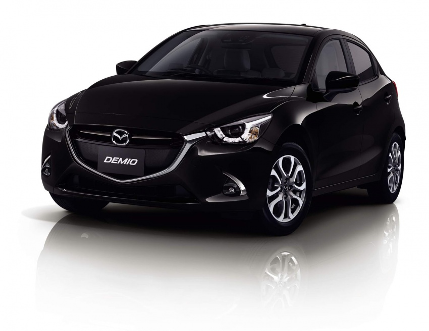 Mazda 2 and CX-3 updated with G-Vectoring Control Image #563894