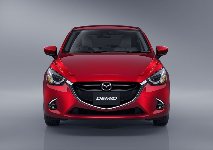 Mazda 2 and CX-3 updated with G-Vectoring Control Image #563900