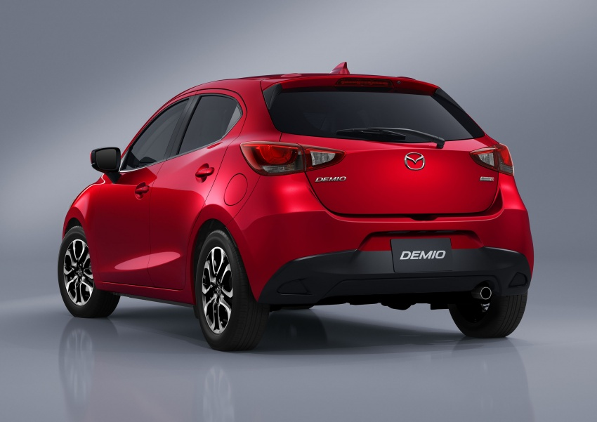 Mazda 2 and CX-3 updated with G-Vectoring Control Image #563904