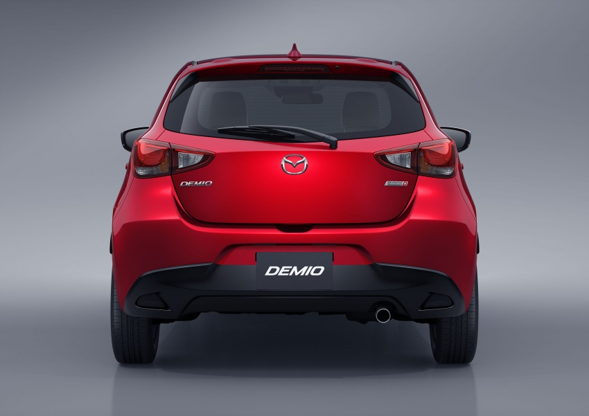 Mazda 2 and CX-3 updated with G-Vectoring Control Image #563905