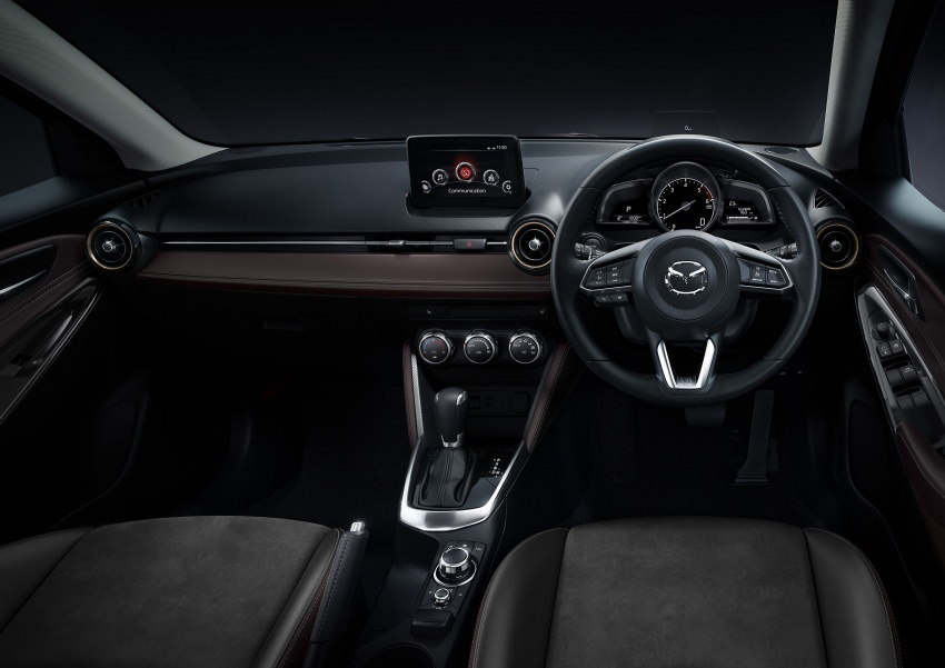 Mazda 2 and CX-3 updated with G-Vectoring Control Image #563907